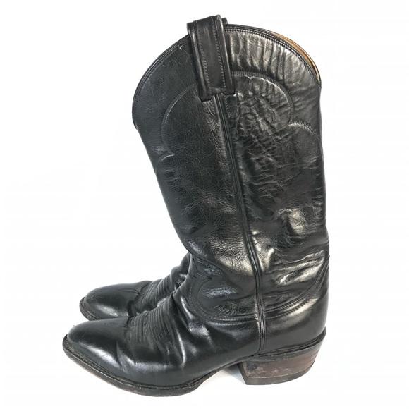Tony Lama western boots 7.5E